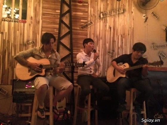Tân Phú _  CLB âm nhạc Locococ ( Lớp nhạc Guitar Mộc) - 7