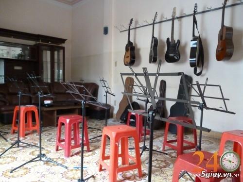 Tân Phú _  CLB âm nhạc Locococ ( Lớp nhạc Guitar Mộc) - 2