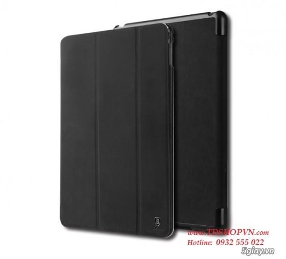 |TDSHOPVN.COM| Sạc, cáp, bao da chính hãng iPad Air 2. Dán kính cường lực Sapphire. - 8