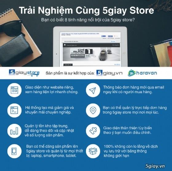 Mừng ra mắt ứng dụng 5giay Store - Tặng 100 nón bảo hiểm cho bạn nào nhanh tay