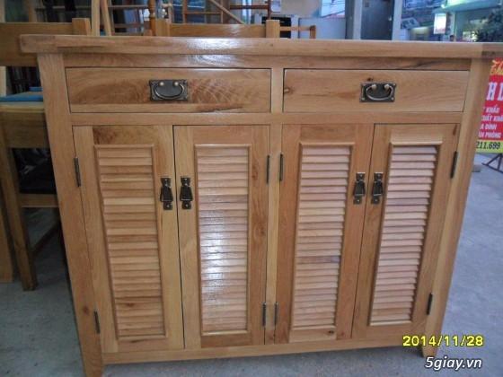 Thanh lý đồ gỗ xuất khẩu - thanh lý đồ gổ sồi xuất khẩu - đồ gổ giá rẻ - 21