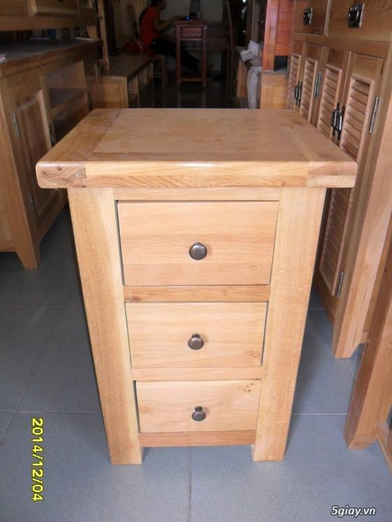 Thanh lý đồ gỗ xuất khẩu - thanh lý đồ gổ sồi xuất khẩu - đồ gổ giá rẻ - 2