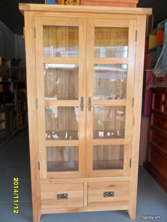 Thanh lý đồ gỗ xuất khẩu - thanh lý đồ gổ sồi xuất khẩu - đồ gổ giá rẻ - 7