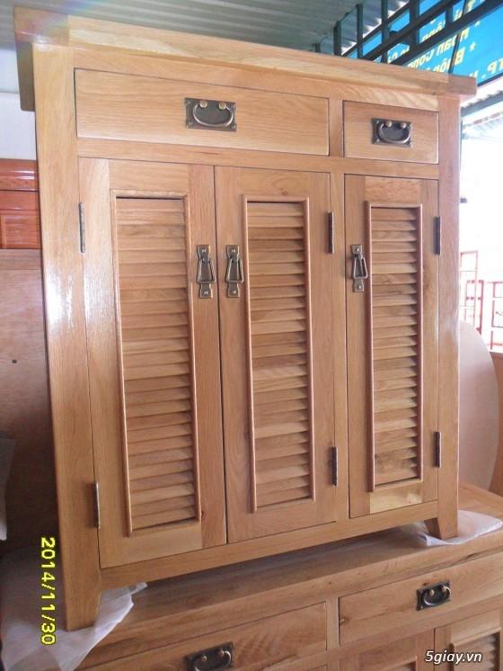 Thanh lý đồ gỗ xuất khẩu - thanh lý đồ gổ sồi xuất khẩu - đồ gổ giá rẻ - 20