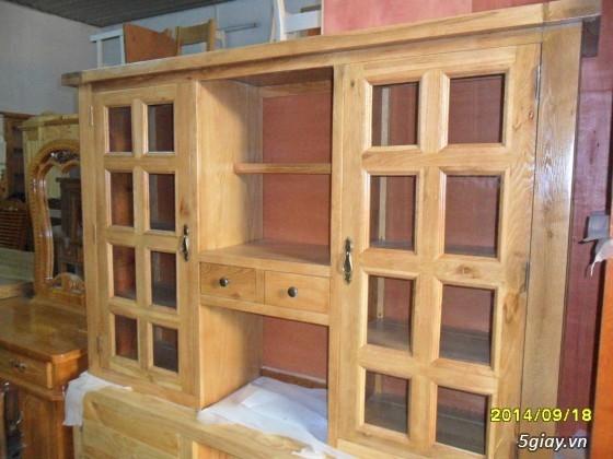 Thanh lý đồ gỗ xuất khẩu - thanh lý đồ gổ sồi xuất khẩu - đồ gổ giá rẻ - 10