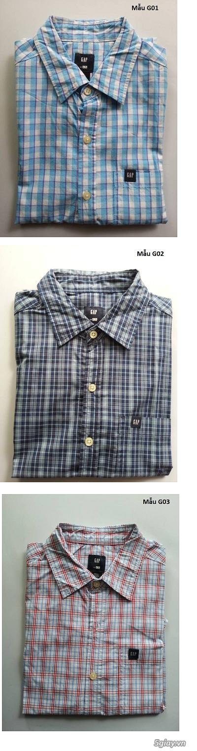 [MR.BEAN] Quần jean, áo sơ mi, áo thun nam, mũ nón, giày dép (Holliter, Aber...) - 23