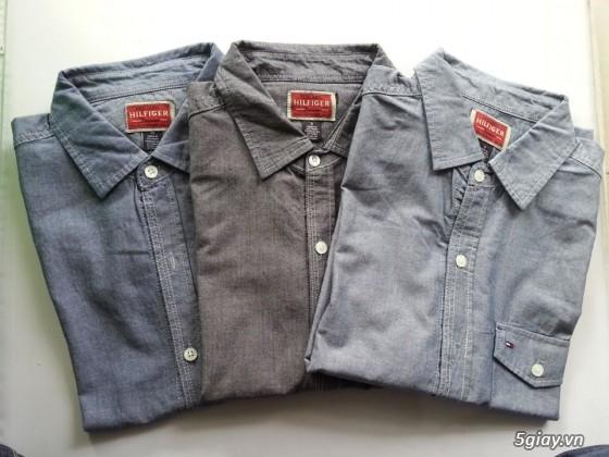 [MR.BEAN] Quần jean, áo sơ mi, áo thun nam, mũ nón, giày dép (Holliter, Aber...) - 24