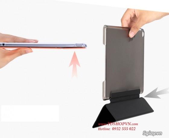 |TDSHOPVN.COM| Sạc, cáp, bao da chính hãng iPad Air 2. Dán kính cường lực Sapphire. - 6