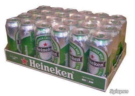 Chuyên Bia Heineken nhập khẩu - Hàng về liên túc đây - 1