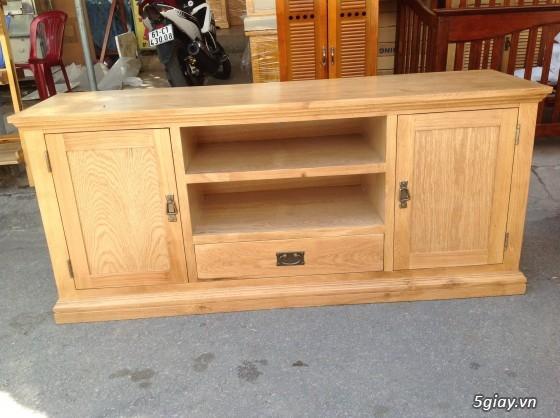 Nội Thất Tây Hưng Thịnh: Thanh lý giường tủ bàn ghế  bằng gỗ Sồi xuất khẩu Hàn Quốc - 39