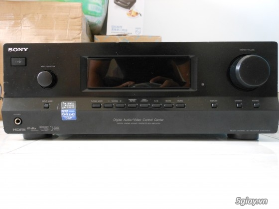 cd-marantz-6004-marantz-na-7004-bluray-sony-yamaha rx-a1040-loa cột-center-surround - 2