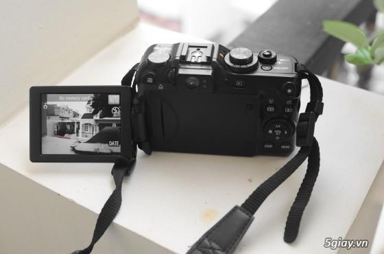 Canon G11-JAPAN FULLBOX kể cả bao nhung, thẻ 4GB, Zin 100%, BAO GIÁ TOÀN QUỐC - 2
