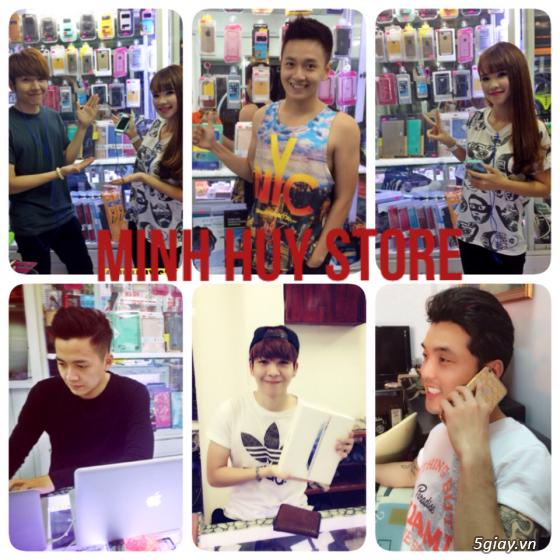 Minh Huy Store : Mua Bán-Cài Đặt Game Bản Quyền-Sữa Chữa Apple,Laptop giá tốt nhất ! - 1