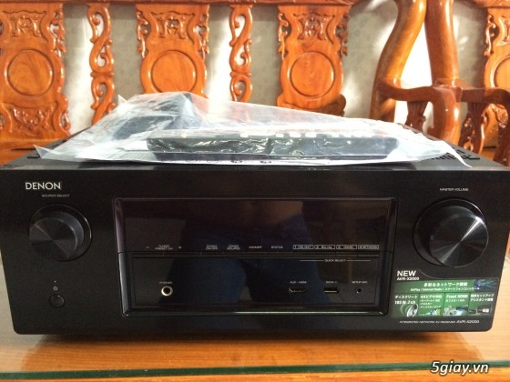 Chuyên bán :receiver-xem phim- denon -yamaha - pioneer-cdp- dvd-loa-sub:gía tốt - 11