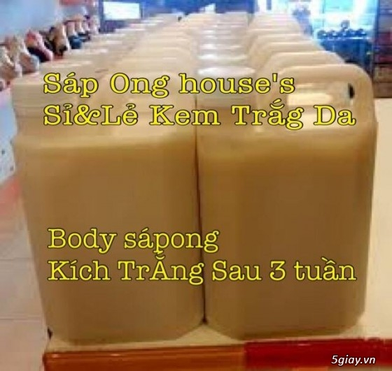 {SÁP ONG HOUSE'S}Body kích Sapong white,Face Pro 5 ngày trắng,Face Kích Teen,Face Mụn - 11