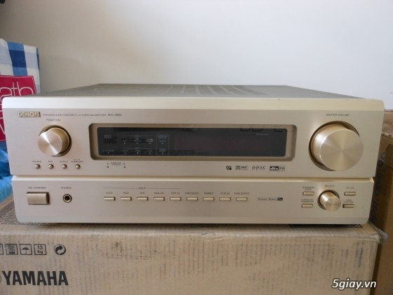 cd-marantz-6004-marantz-na-7004-bluray-sony-yamaha rx-a1040-loa cột-center-surround - 1