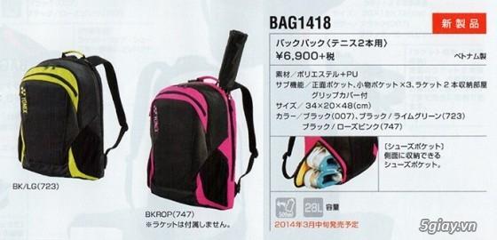 [shop MR BEAN] ba lô laptop,ba lô du lịch,túi xách, giày dép........sale off tới 30% - 34