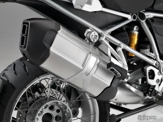 Chuyên Pô PKL z1000 Ninja BMW ..  xách tay Châu Âu, gắn được cho ga lớn như SH/ Ex - 8