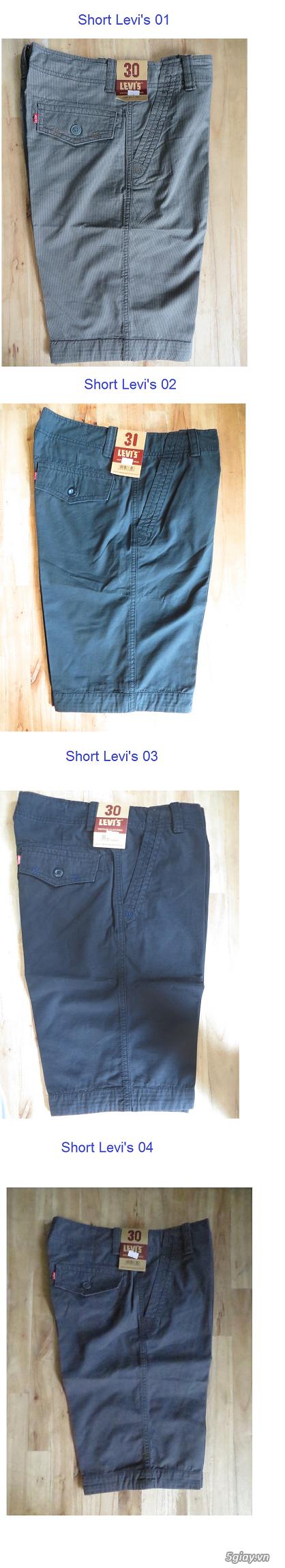 [MR.BEAN] Quần jean, áo sơ mi, áo thun nam, mũ nón, giày dép (Holliter, Aber...) - 40