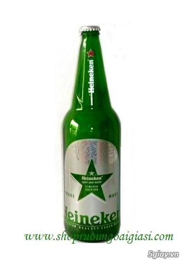 Chuyên Bia Heineken nhập khẩu - Hàng về liên túc đây