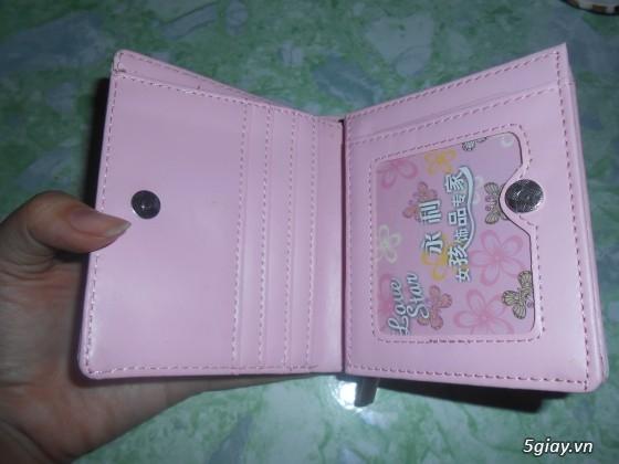 Bóp, ví cầm tay dễ thương giá mềm - 3