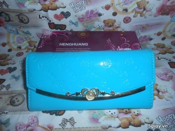 Bóp, ví cầm tay dễ thương giá mềm - 16