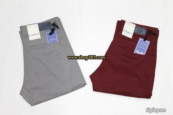 Quần kaki ZARA SlimFit,quần jean Levi's 511 SlimFit,quần short SuperDry,short jean CK - 39