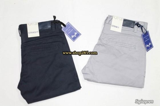 Quần kaki ZARA SlimFit,quần jean Levi's 511 SlimFit,quần short SuperDry,short jean CK - 40