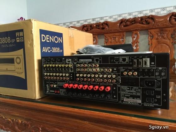 Chuyên bán :receiver-xem phim- denon -yamaha - pioneer-cdp- dvd-loa-sub:gía tốt - 1