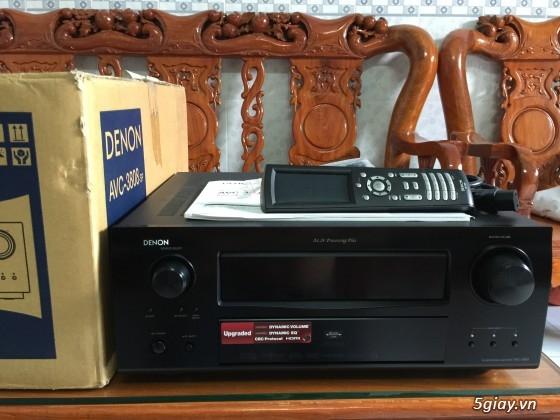 Chuyên bán :receiver-xem phim- denon -yamaha - pioneer-cdp- dvd-loa-sub:gía tốt