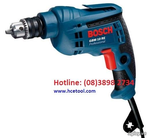 Máy khoan động lực, máy vặn vít dùng pin, máy cưa, máy phay chính hãng Bosch giá rẻ