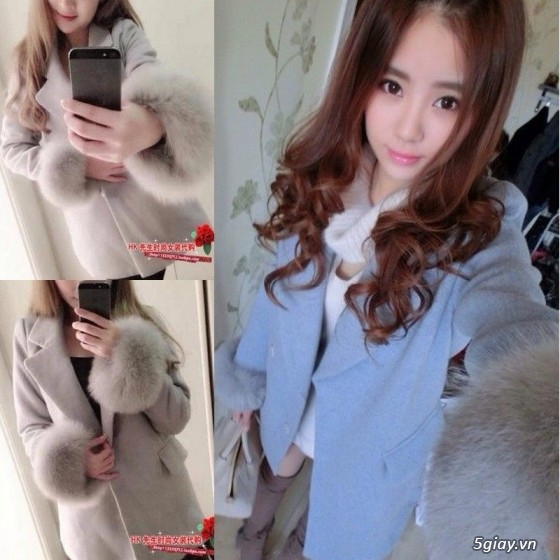 BiLy_Shop SaLe Cuối Năm đồ đông áo len , áo khoác - 8