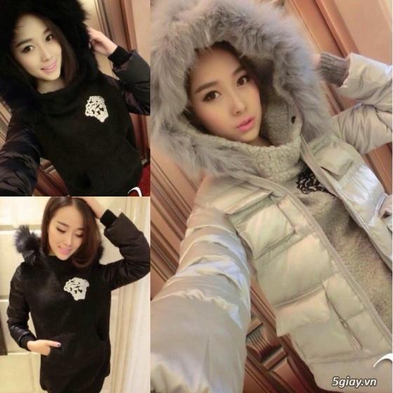 BiLy_Shop SaLe Cuối Năm đồ đông áo len , áo khoác - 11
