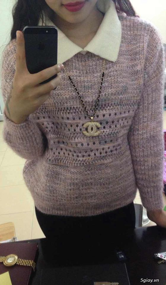 BiLy_Shop SaLe Cuối Năm đồ đông áo len , áo khoác - 19