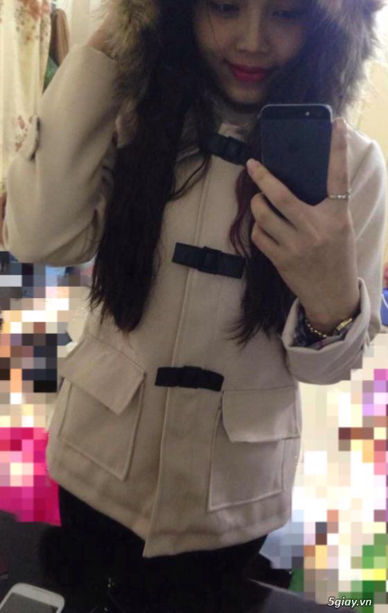 BiLy_Shop SaLe Cuối Năm đồ đông áo len , áo khoác - 22