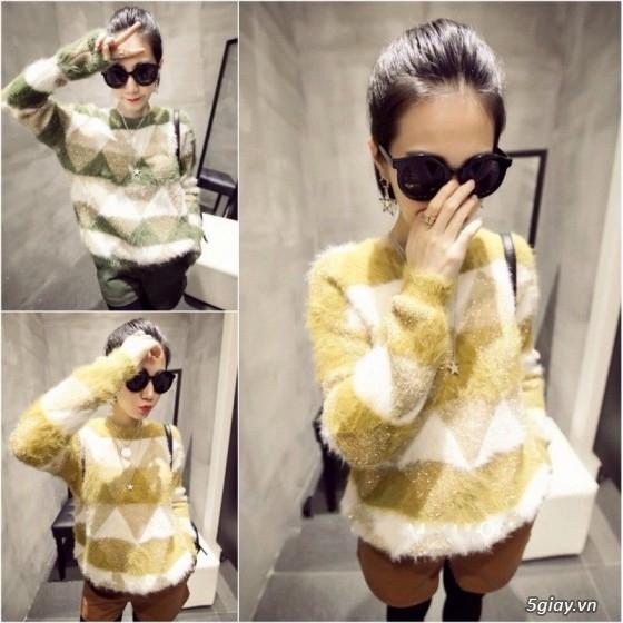 BiLy_Shop SaLe Cuối Năm đồ đông áo len , áo khoác - 5