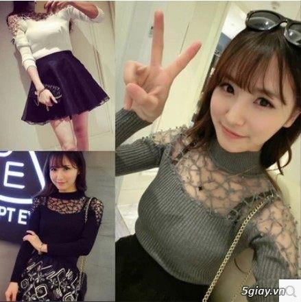 BiLy_Shop SaLe Cuối Năm đồ đông áo len , áo khoác - 27