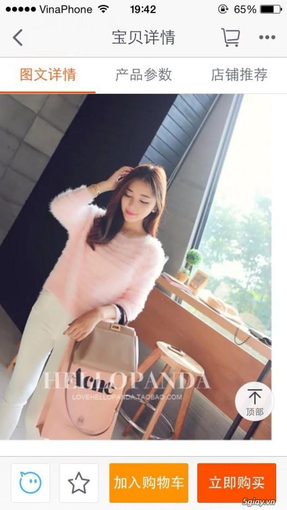 BiLy_Shop SaLe Cuối Năm đồ đông áo len , áo khoác - 14