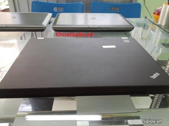 Chuyên Đề THINKPAD T410 Core i5/ RAM 4GB/ VGA Quadro 3100m giá sinh viên