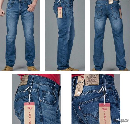 [MR.BEAN] Quần jean, áo sơ mi, áo thun nam, mũ nón, giày dép (Holliter, Aber...) - 14