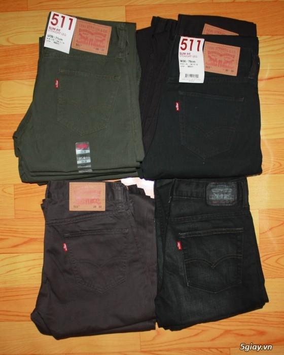 [2ndFashion] chuyên quần Jeans Authentic Levi's, CK, Diesel, Uniqlo, H&M, D&G, Evisu, - 2
