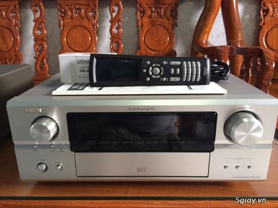 Chuyên bán :receiver-xem phim- denon -yamaha - pioneer-cdp- dvd-loa-sub:gía tốt - 4