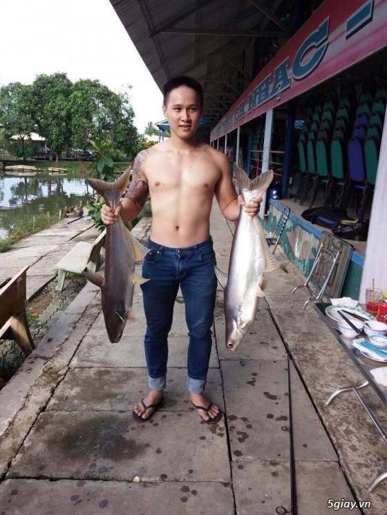 Mồi câu cá tra, bao lên cá 100% - 10