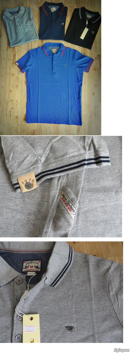 [MR.BEAN] Quần jean, áo sơ mi, áo thun nam, mũ nón, giày dép (Holliter, Aber...) - 28