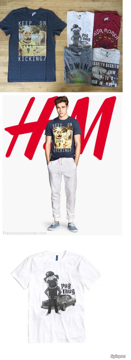 [MR.BEAN] Quần jean, áo sơ mi, áo thun nam, mũ nón, giày dép (Holliter, Aber...) - 21