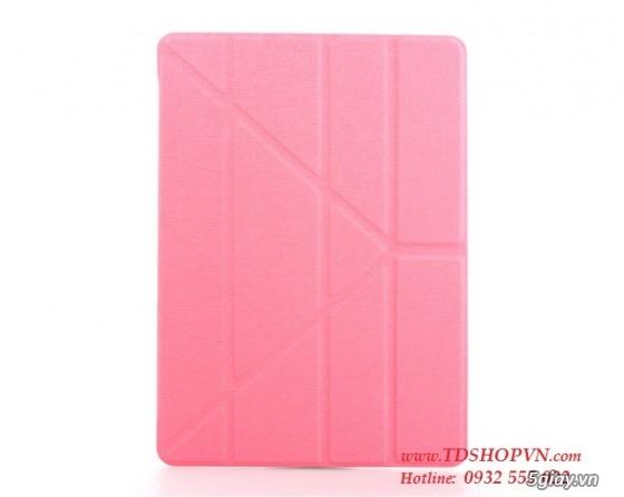 |TDSHOPVN.COM| Sạc, cáp, bao da chính hãng iPad Air 2. Dán kính cường lực Sapphire. - 29