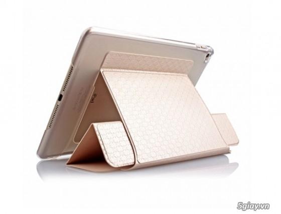 |TDSHOPVN.COM| Sạc, cáp, bao da chính hãng iPad Air 2. Dán kính cường lực Sapphire. - 37