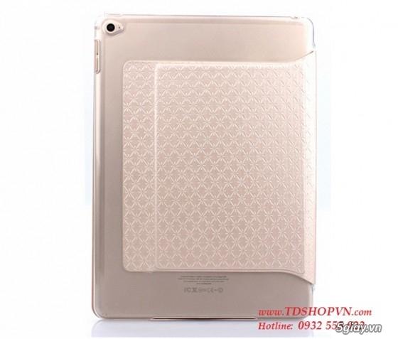 |TDSHOPVN.COM| Sạc, cáp, bao da chính hãng iPad Air 2. Dán kính cường lực Sapphire. - 35