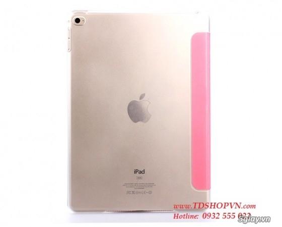 |TDSHOPVN.COM| Sạc, cáp, bao da chính hãng iPad Air 2. Dán kính cường lực Sapphire. - 30