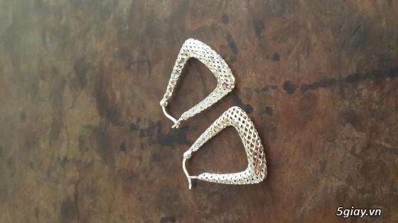 Bán sỉ thanh lý trang sức bạc của italy